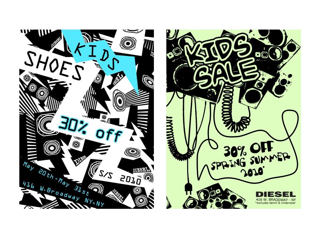 diesel usa eblast kids