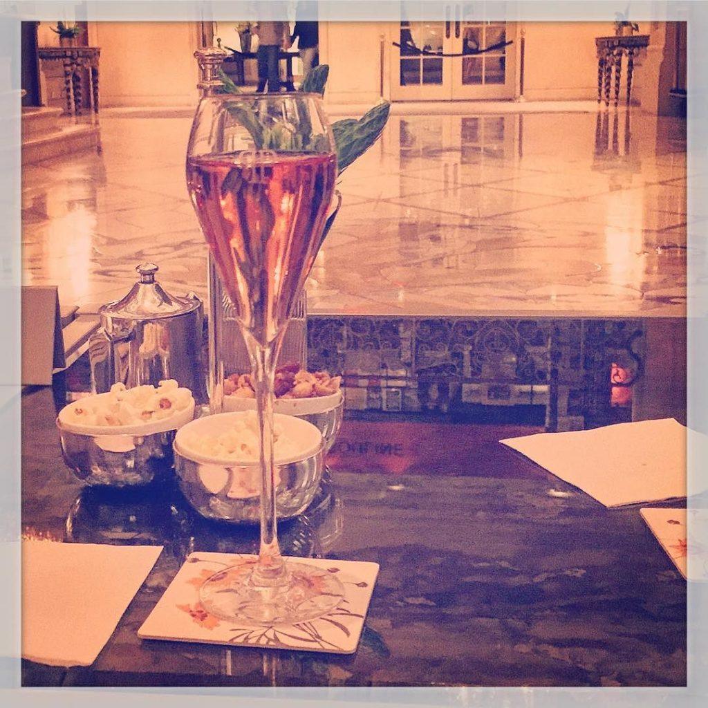 Champagne Break for Mom's Bday