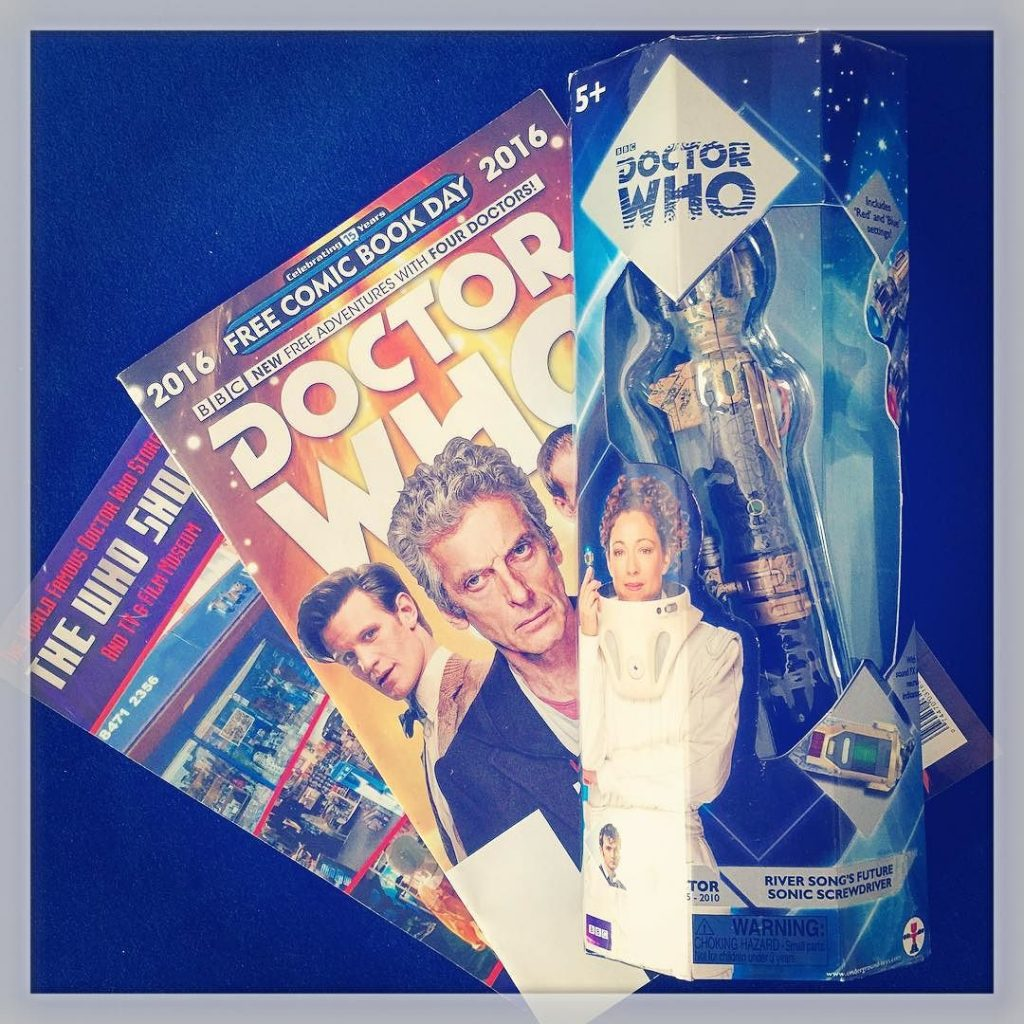 doctor who shop spoils