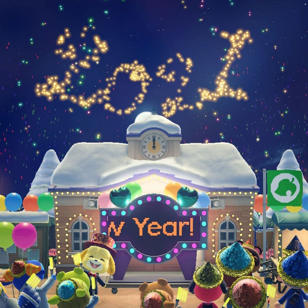 Happy New Year to all 2021